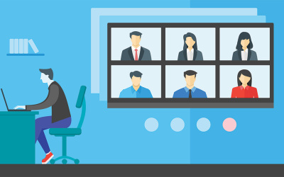Tools and Tips for Conducting Efficient & Effective Remote Meetings