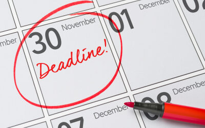 How eSCRIBE Can Help to Meet Those Elusive Deadlines
